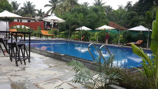SinQ Beach Resort: Swimming Pool with Bar besides