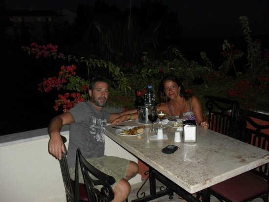 Hotel Side Bella Luna: dehor ristorante