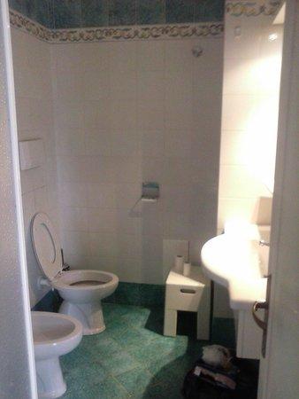 Hotel Punta Licosa: bagno