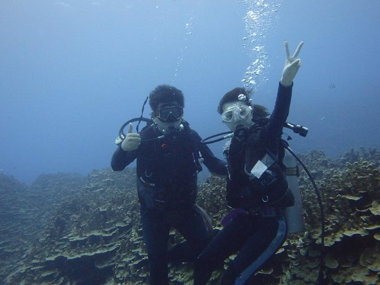 Grotto Snorkeling Sightseeing Day Tours - Sea Lovers: ハイポーズ!!