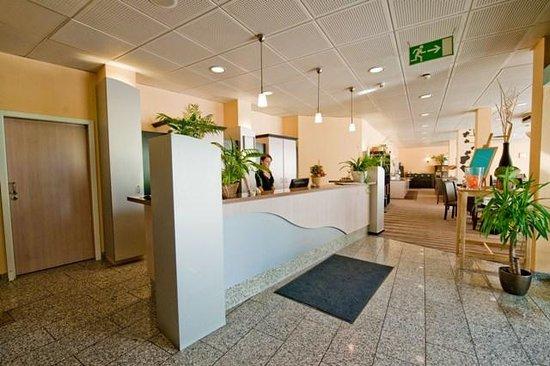 Dormotel Business Hotel Bruchsal: Reception