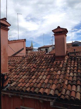 Hotel Bartolomeo: Vistas desde la habitación  última planta