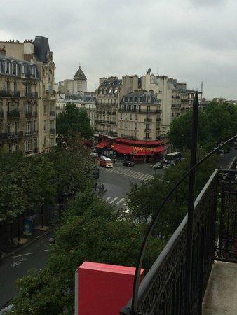 Mercure Paris Montparnasse Raspail : Un bistrot a 50 metros