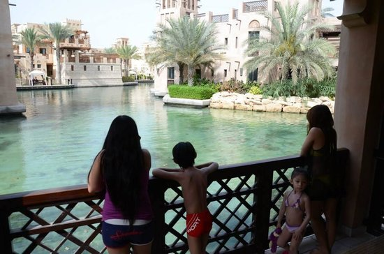 Jumeirah Dar Al Masyaf at Madinat Jumeirah: Waterways