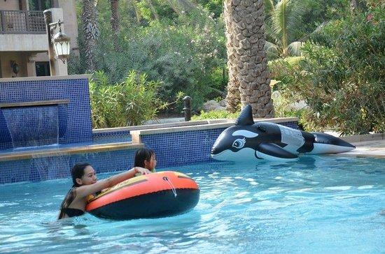Jumeirah Dar Al Masyaf at Madinat Jumeirah: Private Pool