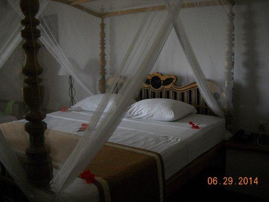 Dickwella Resort & Spa: Фигурки из полотенец вам сделают лишь за деньги