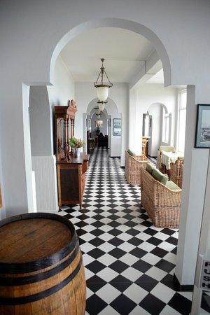 Windsor Hotel & Apartments: Eingangsbereich