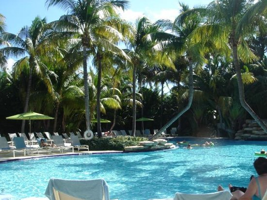 The Inn at Key West: Lovely big pool