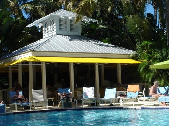 The Inn at Key West: Our Sanctuary, the pool bar