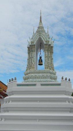 Temple du Bouddha Couché (Wat Pho) : Tower