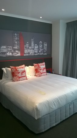 Citadines St Georges Terrace Perth : My room, Citadines no. 1