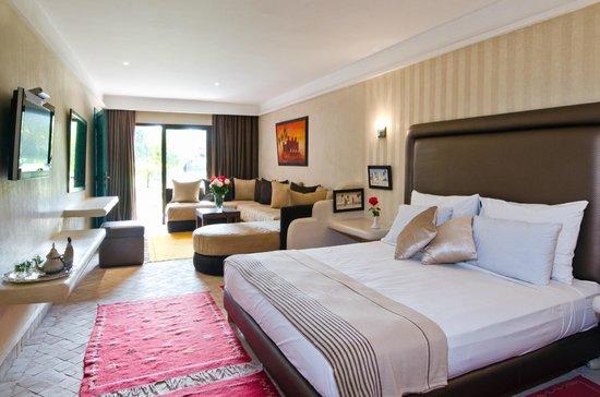 Hotel Riad Berbere : suite senior