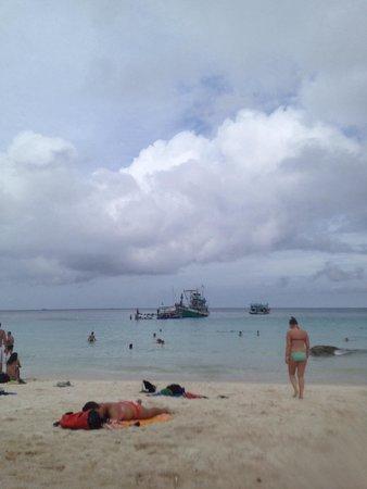 Aow Leuk Bay: Aow Leuk beach