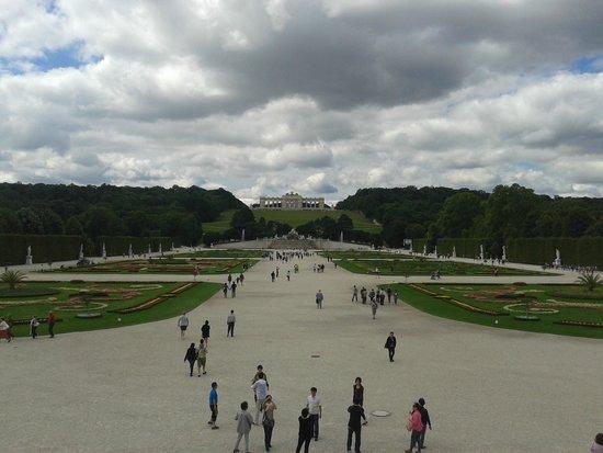 Schloss Schönbrunn: Genel görümüş