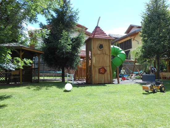 Hotel Ambiez Family & Wellness: l'area giochi per i bambini
