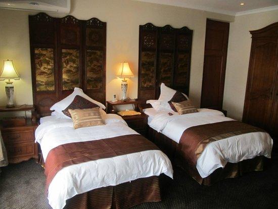 La Maison d'Hotes: Twin Room