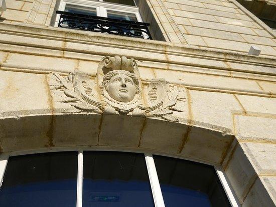 Hotel du Chateau : hotel