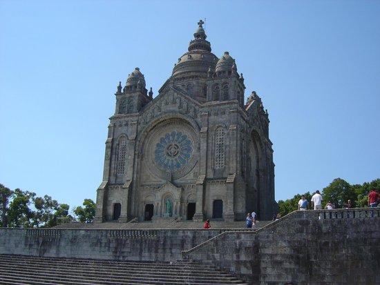 Santuario de Santa Luzia: Santuário