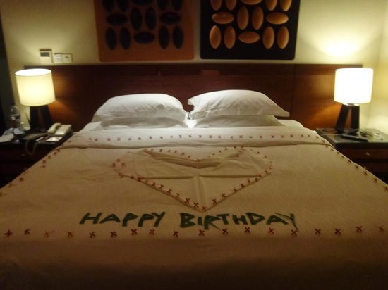 Kurumba Maldives: Birthday treat