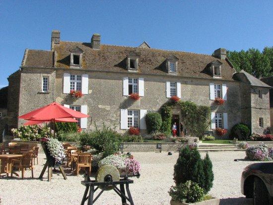 Domaine de la Ranconniere et de Mathan: Exterior of the hotel