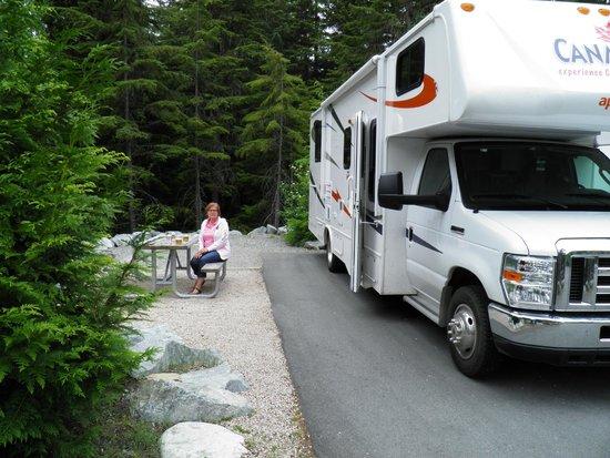 Riverside Resort Whistler: S21