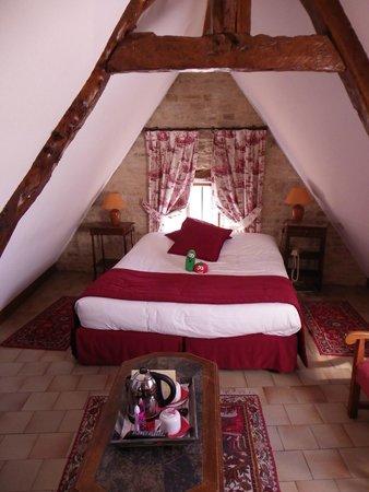 Domaine de la Ranconniere et de Mathan: Mignonette Room
