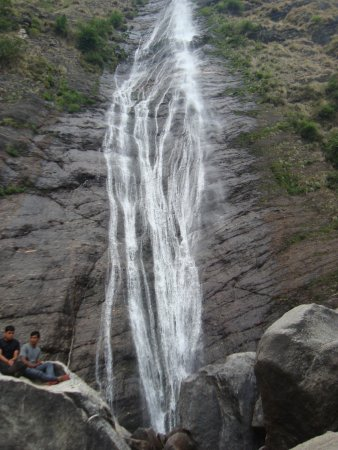 Munsiyari, Inde : Falls