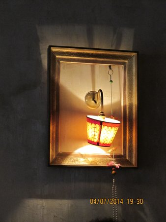 Le Drugstore : Ceci est une lampe
