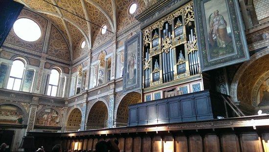 Chiesa di San Maurizio al Monastero Maggiore: San Maurizio