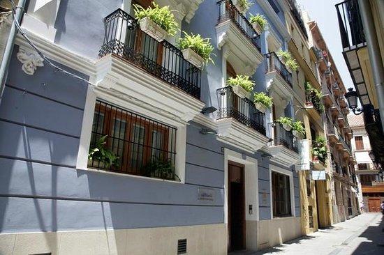 Puerta principal foto di apartments edificio palomar - Edificio palomar valencia ...