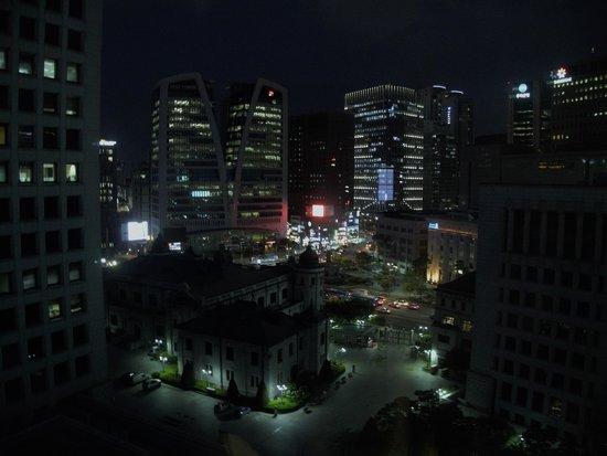 Hotel ShinShin: Views from the room 1101