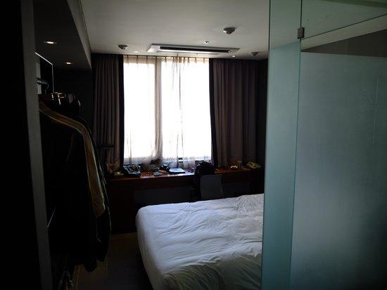 Hotel ShinShin: The room itself