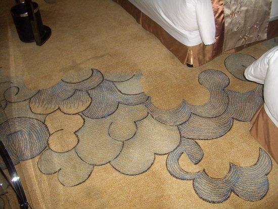 Crowne Plaza Xi'an: carpet