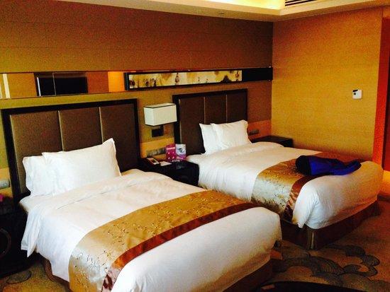 Crowne Plaza Xi'an: spacious room