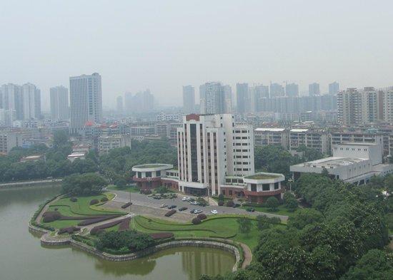 Zhuzhou Huatian Hotel: Room View