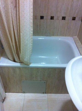 Hostal Adria Santa Ana : Baño