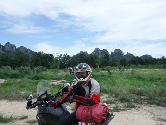 Thai Bike Tours : Scenic Stop Offs Round Every Corner
