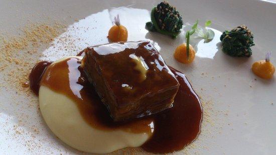 Restaurante Alameda: Pato confitado