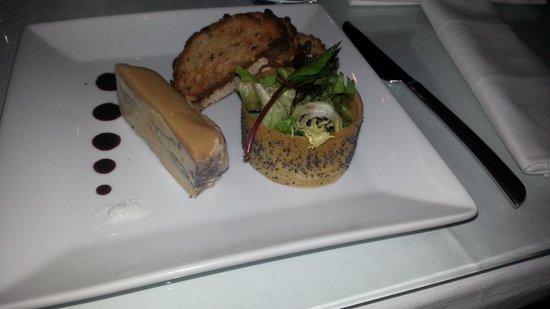 Victoria Hall : Foie Gras