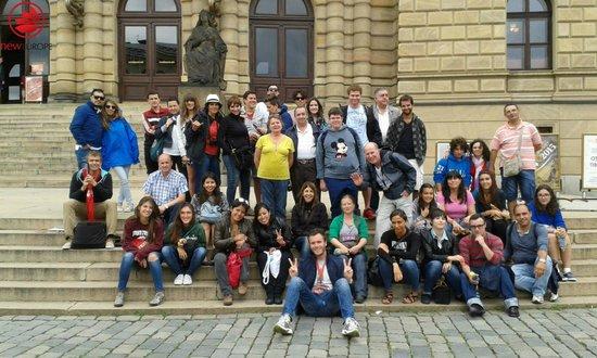 SANDEMANs NEW Europe - Prague : Foto de Tour (Free Tour y Tour del Castillo)