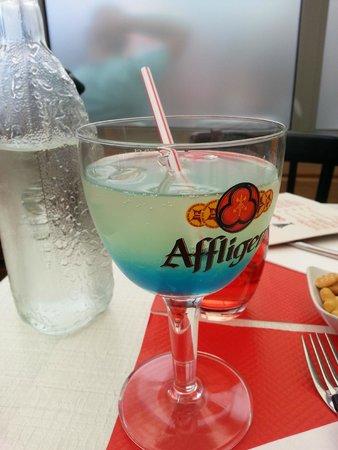 Bistro Quai : cocktail