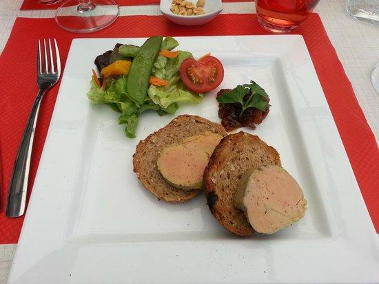 Bistro Quai : foi gras