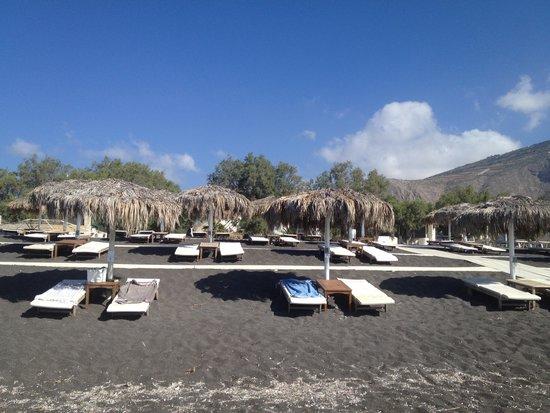 Atlantis Beach Villa : spiaggia