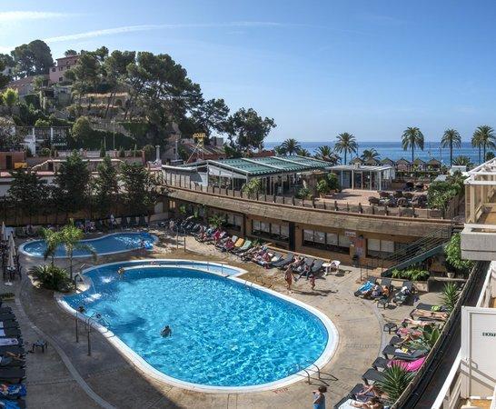 هوتل روزامار آند سبا: piscina principal