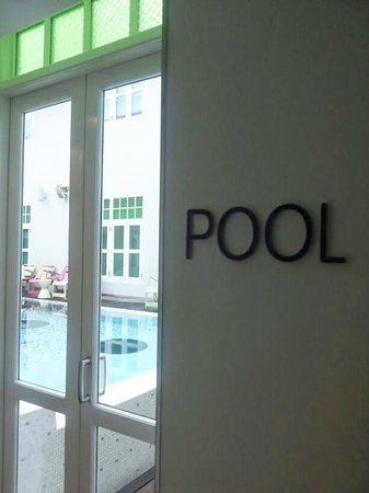 New Majestic Hotel : Pool