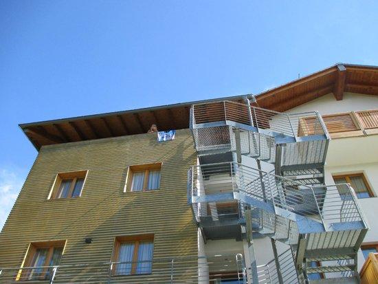 Hotel Alpine Mugon : Hotel