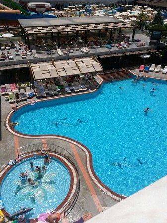 Club Mermaid Village: Pool