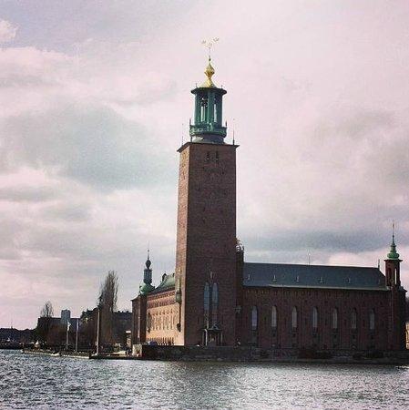 Ayuntamiento: Stadshuset или City Hall