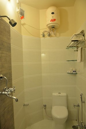 Hotel Divine Destination : Bathroom