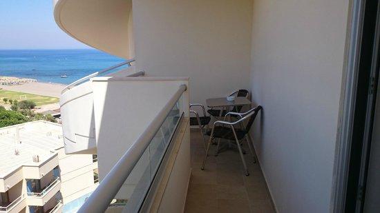 Pegasos Beach Hotel: Balkon